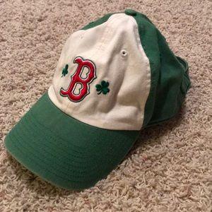 MLB Boston Red Sox adjustable ball cap